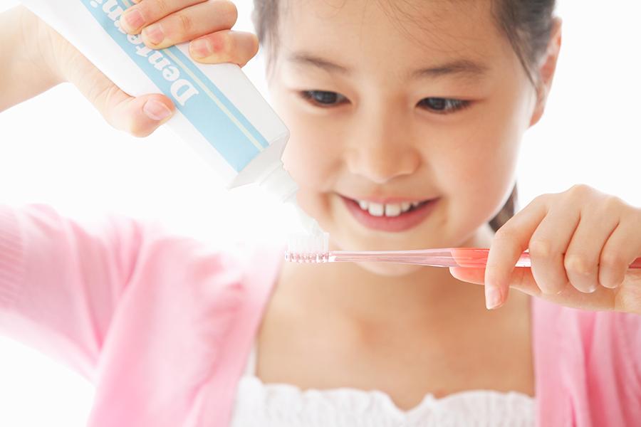 予防歯・定期検診